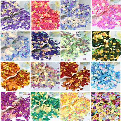 480Pcs 7mm Shiny Loose Sequins Paillettes Sewing DIY Craft for Clothes Wedding