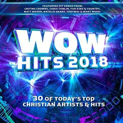 Various Artists - WOW Hits 2018 (Various Artists) [New CD]