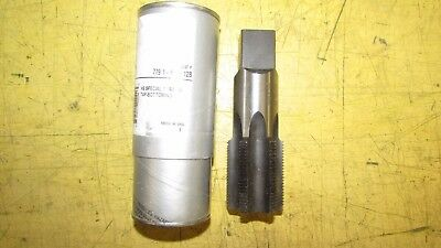 Michigan Drill ? 779 1-5/8-12  Bottoming Tap