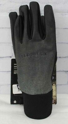 NEW 2018 686 Mens Gore TexRGhost Snowboard Gloves Large Black