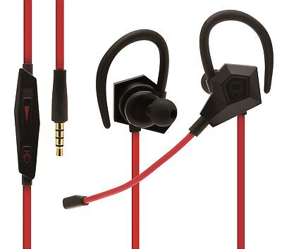 In-Ear Stereo Gaming Headset