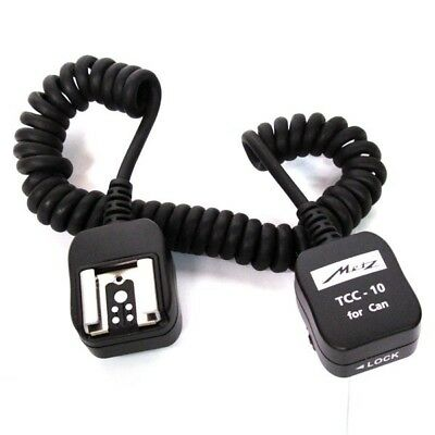Metz TCC-10 TTL Connecting Cord - Canon Fit
