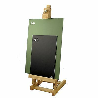 daler rowney simply mini wooden table easel display artwork photo