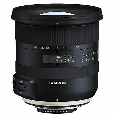 Tamron 10-24mm F3.5-4.5 Di II VC HLD Lens in Canon Fit (B023)