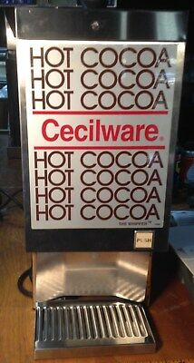 Cecilware Hot Coco, The Whipper