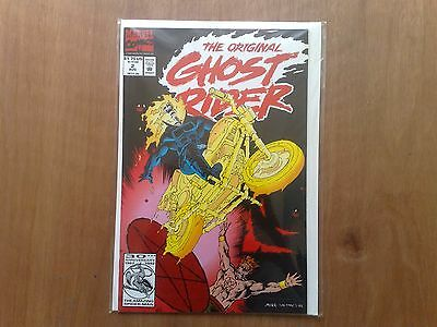 THE ORIGINAL GHOST RIDER  VOL1 #2 MARVEL COMICS AUG 1992 1st PRINT VERY FINE