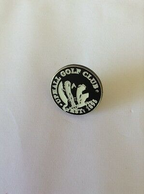 Uphall Golf Club Ball Marker