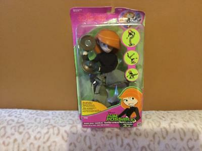 Kim Possible Doll. Mission Ready. Brand New In Box