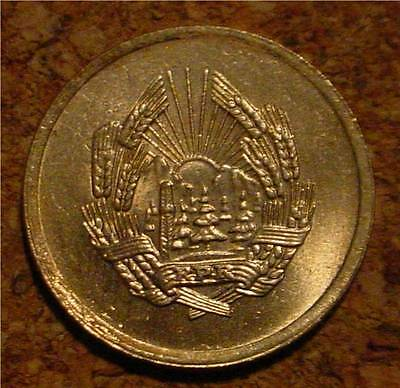 Rare Hi Grade Bu 1952 3 Bani Romania**beautiful Superb Detailed Coin**