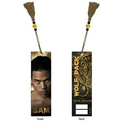 Twilight Saga New Moon Sam Bookmark - Neca
