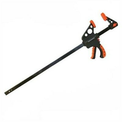 300mm Heavy Duty Quick Clamp - Silverline 238095