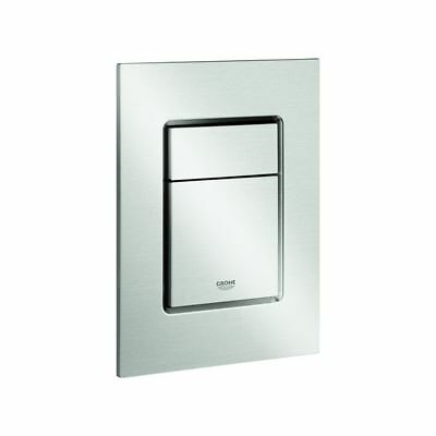 Grohe Skate Cosmopolitan S Cover plate, supersteel, Push plate
