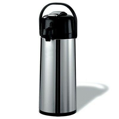 Daily Chef Stainless Steel 2.2 L Airpot w/Lever 778716