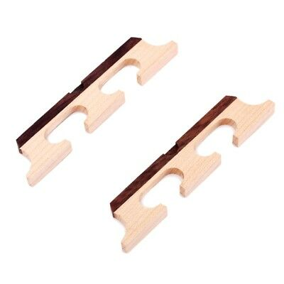 2Pcs Banjo Bridge-5 String 3 Feet Rosewood 5/8 1/2 11/16 3/4 Accessories Parts