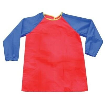 65cm 5-8 Years Red & Blue Apron - Playbox 58