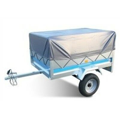 30cm High Trailer Cover For An Maypole Mp6810 - Erde Frame Kit Fits 102 Trailers