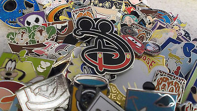 L@@K!! Lot of 100 Disney Trading Pins_No Doubles_Fast Free Shipping_Mixed Lot