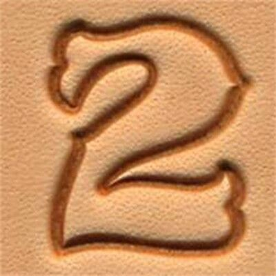 Number Set - Craftool 3 4 19mm Standard Leather Stamp Emboss Tandy 813500