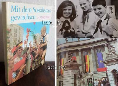 DDR Buch Bildband East german photo Picture book about the GDR ( SED FDJ NVA