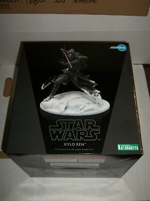 Kotobukiya ARTFX Star Wars Episode VII KYLO REN 1/7 Scale Statue NEW