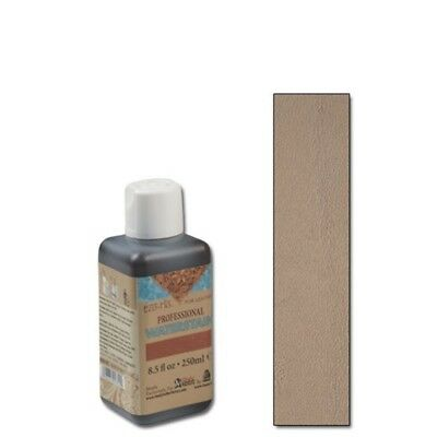 250ml Desert Sand Eco Leather Water Stain - Flo Professional 85 Oz