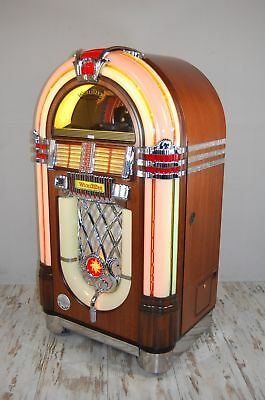 Jukebox Wurlitzer Modell 1015 Bubbler OMT One More Time
