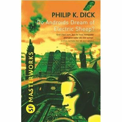 Do Androids Dream Of Electric Sheep?: The novel which b - Paperback NEW Dick, Ph