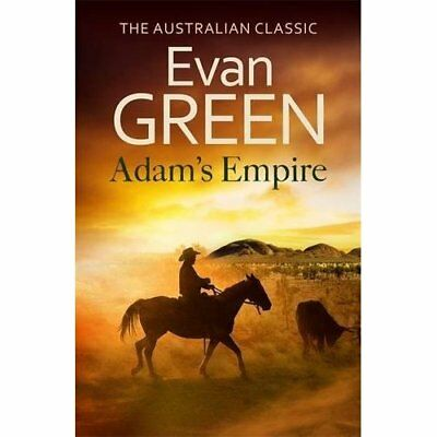 Adam's Empire - Paperback NEW Evan Green(Auth 04-Jul-16