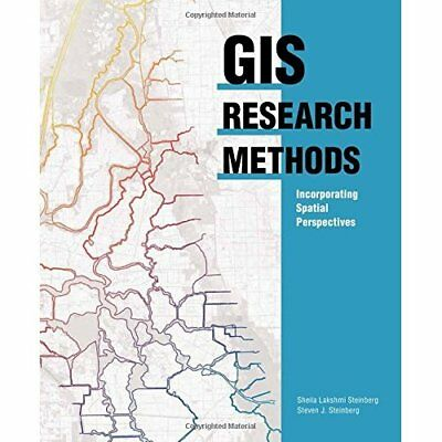 GIS Research Methods: Incorporating Spatial Perspective - Paperback NEW Sheila L