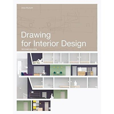 Drawing for Interior Design - Paperback NEW Drew Plunkett(A 2014-10-06