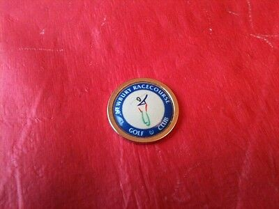 Newbury Racecourse Golf Club Ball Marker