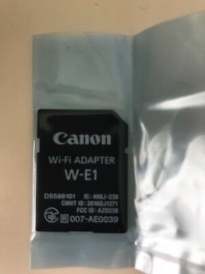 Canon WE-1 Wifi Adapter