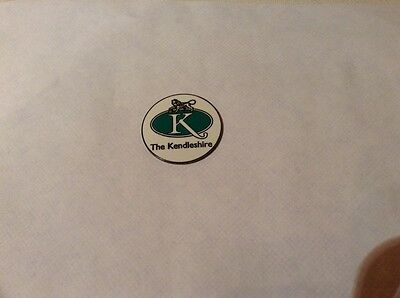 Kendleshire Golf Club Ball Marker
