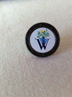 Woodspring Golf Club Ball Marker
