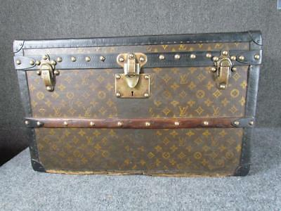 Very Desirable Louis Vuitton Miniature Trunk