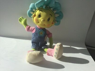Fifi and the Flowertots Talking Toy Very Good Condition