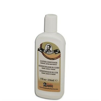 8oz Dr. Jackson's Leather Conditioner - Dr Jacksons Care Softener Leathercraft