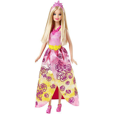 Poupée Barbie : Princesse rose