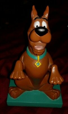 Warner Bros. Studio Store Exclusive Scooby Doo Figurine Rare 1998 HTF ONLY 1 ON