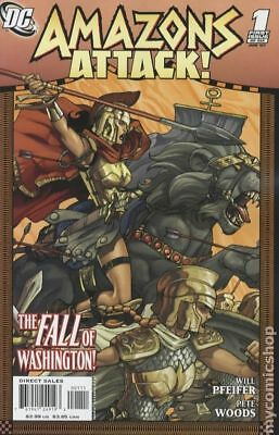 Amazons Attack (2007) #1 FN