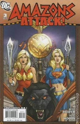 Amazons Attack (2007) #3 FN