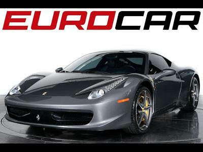 2012 Ferrari 458 Italia 2012 Ferrari 458 Italia - PRICED AT 100K BELOW MSRP! CARBON LOADED INTERIOR