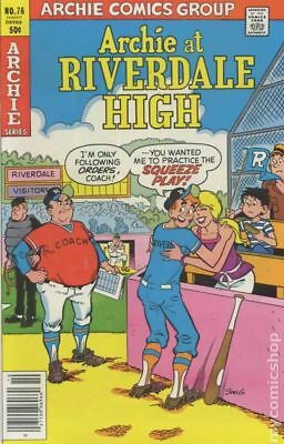 Archie at Riverdale High (1972) #76 VF