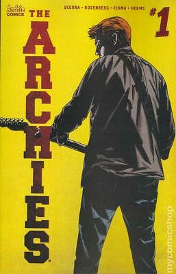 Archies (2017 Archie) Ongoing #1B VF