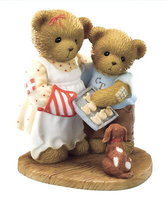 """Cherished Teddies """"courtney Cameron & Spot"""" Dog Cookies Ct1102  *  Free Shipping"""