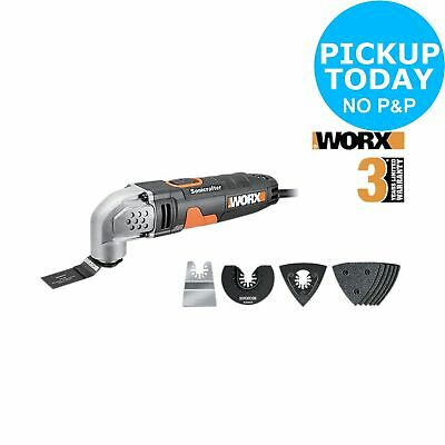 Worx WX667.1 Sonicrafter Multi Tool - 230W. From the Official Argos Shop on ebay