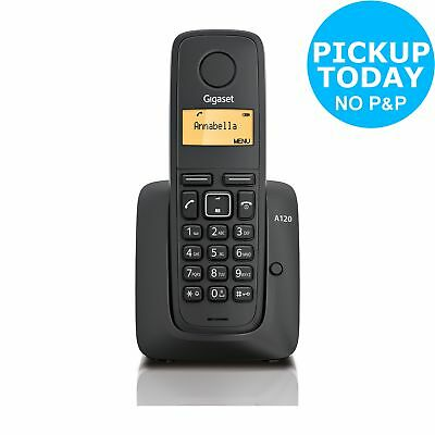 Gigaset C430A Cordless Telephone with Answer Machine-Single