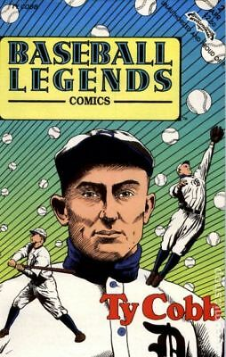 Baseball Legends Comics (1992) #2 FN