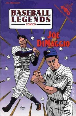 Baseball Legends Comics (1992) #5 FN