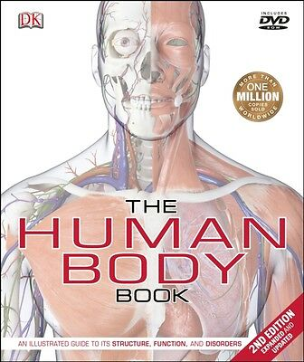 The Human Body Book (Hardcover), Parker, Steve, 9781409316695
